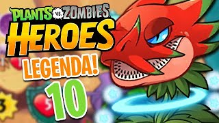 Dark Matter Dragonfruit Legenda! - Plants vs Zombies Heroes - Gameplay Part 10 (Brot 2020)