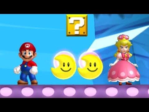 New Super Mario Bros. U Deluxe - Coin Battle (Peachette vs. Mario)