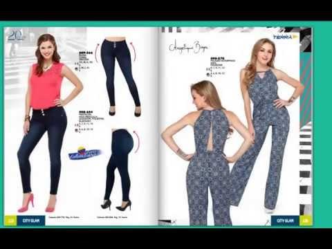 nuevo catalogo de ropa mundo terra : primavera verano 2015 - youtube