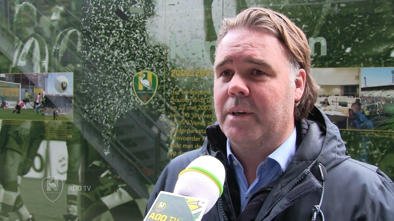 Jeffrey Van As Aan De Slag Bij ADO Den Haag
