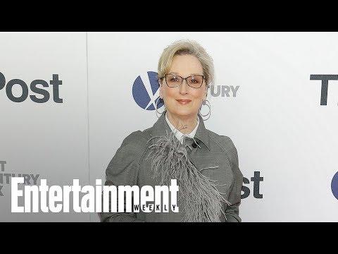 Meryl Streep Is Joining 'Big Little Lies' Season 2 | News Flash | Entertainment Weekly