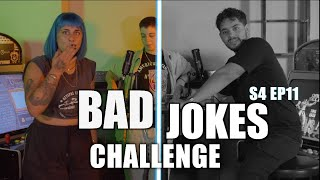 BAD JOKES CHALLENGE | FEAT: SUPER KIKI, SPILIOS FLOROS, ZOK