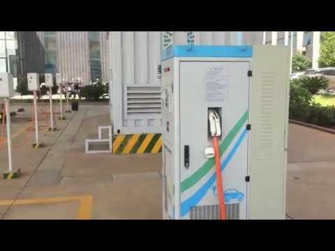 Chinese renewable energy battery factory visit