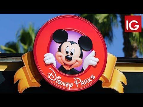 Walt Disney Corporation - The growth of a mass media multinational