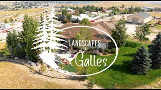 Aerial Landscape Tour: Landscapes by Galles - Mountain View Home