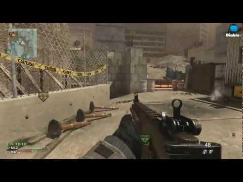 Modern Warfare 3 - Domination avec les AdVen sur Hardhat