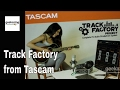 Tascam Track Factory is an All in One Box System