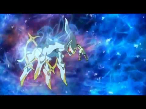 Pokemon - Arceus VS Dialga Palkia and Giratina [AMV ... Giratina Palkia Dialga Vs Arceus