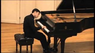 Henry Wong Doe - Liszt: Transcendental Etude No. 9, Ricordanza