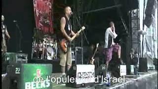 Ska-P-Intifada sous-titré en français