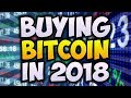 HOW TO BUY BITCOIN 2018 📈 How To Invest In Cryptocurrency For Beginners!
