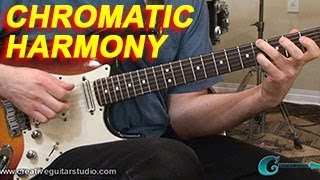 GUITAR THEORY: Chromatic Harmony Essentials