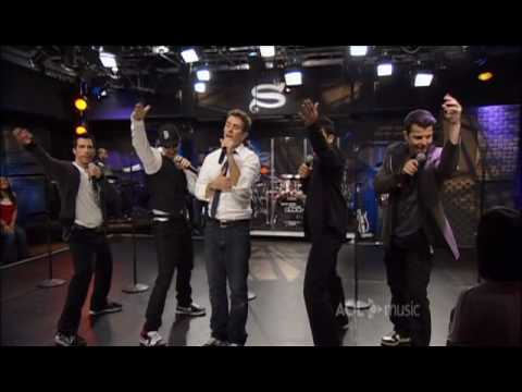 "New Kids On The Block ""Single"" (AOL Sessions)"
