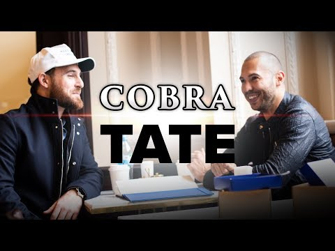 "The KING of ""Toxic"" Masculinity - a Conversation with Cobra Tate in Poland"