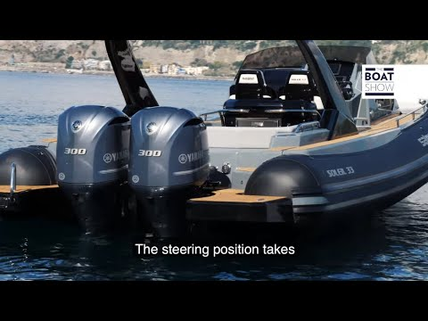 SALPA SOLEIL 33 - Rigid Inflatable Boat Review - The Boat Show
