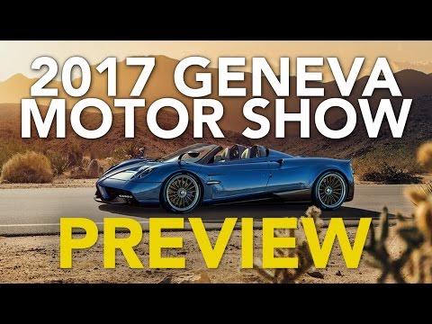 2017 Geneva Motor Show Preview: Ferrari 812 Superfast, Lamborghini Huracan Performante and More