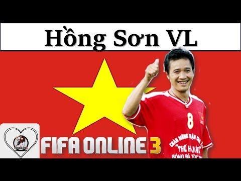 I Love FO3 | Hồng Sơn Vietnam Legend Review Fifa Online 3 New Engine 2016: Nhạc Trưởng Hồng Sơn VL