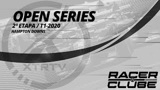 Racer Clube GridBR Open Series @ Hampton Downs - 2ª Etapa T1/2020