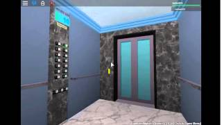 Roblox - The Longest Elevator Ride!