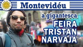 Compras no Uruguai: a maior feira de Montevideo