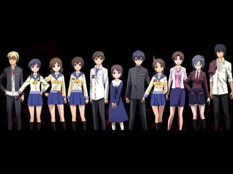 Corpse Party Tortured Souls Opening Full: Hoshikuzu no RING 「星屑のリング」 with lyrics