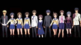 Corpse Party Tortured Souls Opening Full: Hoshikuzu no RING 「星屑のリング」 with lyrics