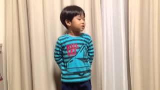 二歳半が歌う亀。 胎教からモンパチを聞き続けていた為、モンパチ大好き...