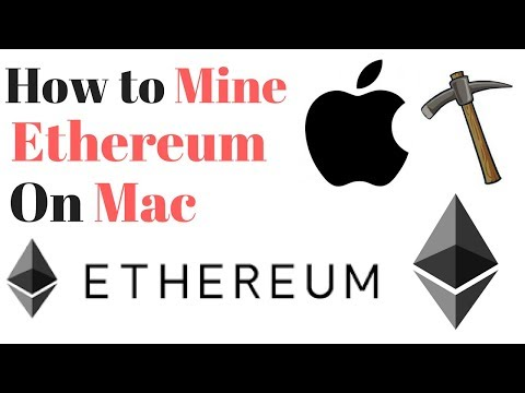 How To Mine Ethereum On Mac (Easy) Use Link In Description