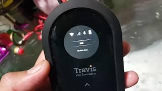 Travis the Translator- Real time translation