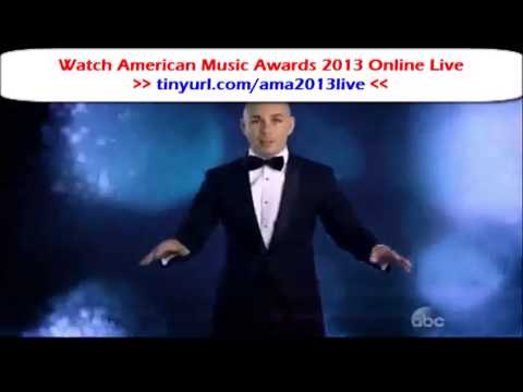 Watch American Music Awards AMA 2013 Online Live