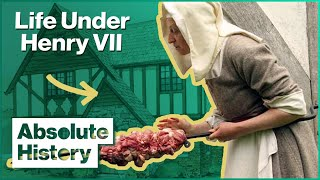 How To Light A Fire With Flint | Tudor Monastery Ep1 | Absolute History