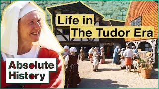 What Life Was Like In The Tudor Era | Tudor Monastery | Absolute History