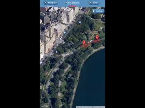 Entfernungsmesser Google Maps : Freier distanzmesser u apps bei google play