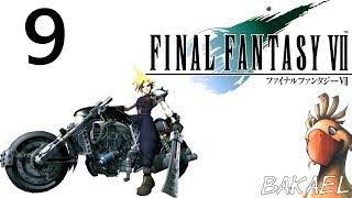[FR/Streameur] Final Fantasy VII - 09 - Fuite de Midgard a moto