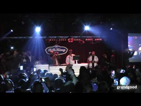 MC Shan - The Bridge, Live at Juice Crew Reunion Show (12.29.2016)