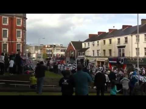 Swansea bus tour