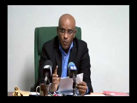 Press Conference by Opposition Leader Dr Bharrat Jagdeo Wednesday September 27th 2017