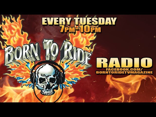 Born To Ride Radio Show  - 1/29 - with Everywhere Eddie and Lucious Lynn