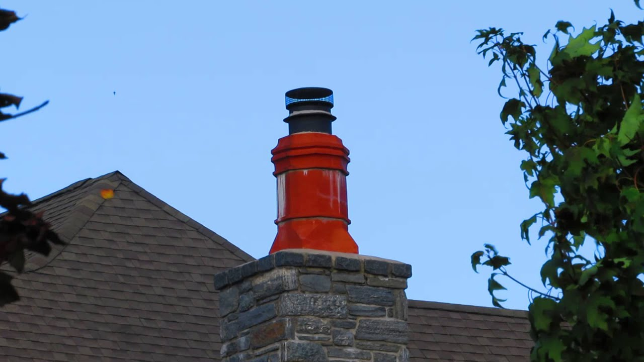 Chimney pots gas flue terminals youtube for How to close chimney flue