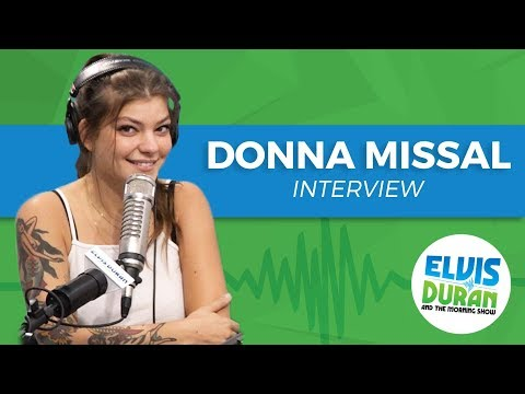 Donna Missal on Working with Macklemore and Her Feud with Producer Sam | Elvis Duran Show