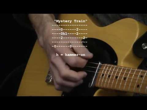 Mystery Train\