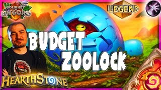 HEARTHSTONE 🌟 BUDGET DECK! | KRIPPARRIAN