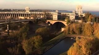 видео город Запорожье достопримечательности