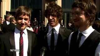 The Lonely Island talking about Dick In A Box at the Emmy Awards