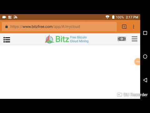 Free Cloud Mining Bitzfree Earn Bitcoin Gold