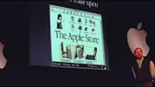 Gambar cover Steve Jobs introduces PowerPC G3 and Apple Online Store 1997