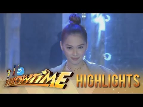 It's Showtime: Maja Salvador is back from her vacation!