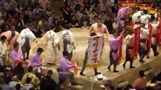 Sumo Final @ Tokyo May, 22 2016  相撲ファイナル東京2016年5月22日  Финал Сумо в Токио Май 22,2016
