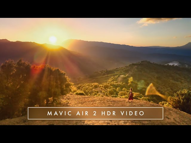 MAVIC AIR 2 HDR VIDEO MODE // IT'S GREAT...BUT DO THIS INSTEAD...