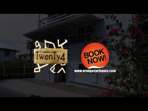 Guesthouse Twenty4 - Orange Travel Suriname